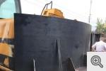 Przebudowa koparki JCB JS 130