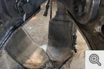 Regeneracja chwytaków do stali lub drzewa