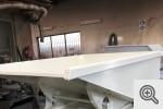 Budowa pojemników typ uchylny