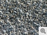 Żwir do drenażu lub betonu 8-16 mm